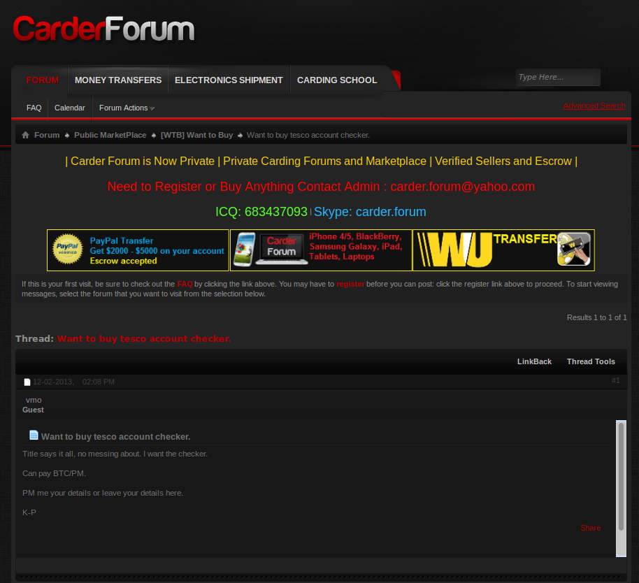 Hacking Forum - Hacking Questions & Answers, Discussions