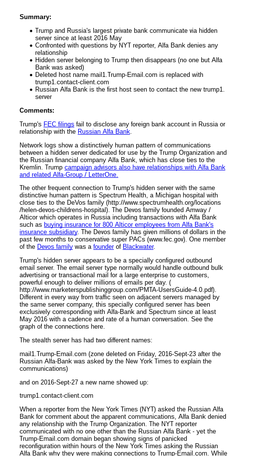 gdd a russian hosted ip site that claims trump s email system screenshot from 2016 10 05 14 30 44